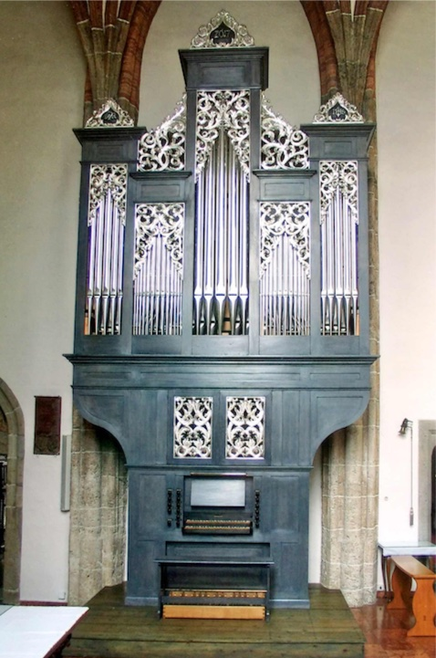 Orgel Sankt Florian am Inn