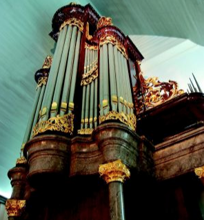 Orgel Waalse Kerk, Leiden
