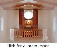 New organ for Hospital Chapel, Amsterdam