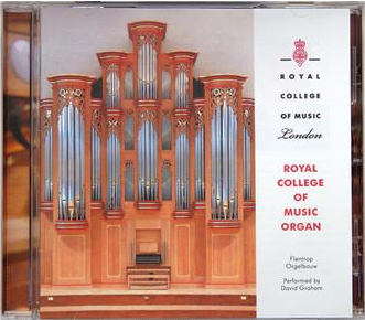 CD orgel RCM