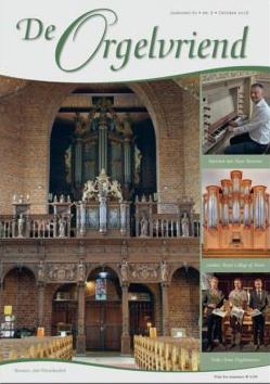 Orgel RCM in Orgelvriend