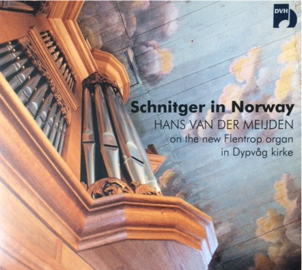Schnitger in Norway, CD Dypvag, DMP Records